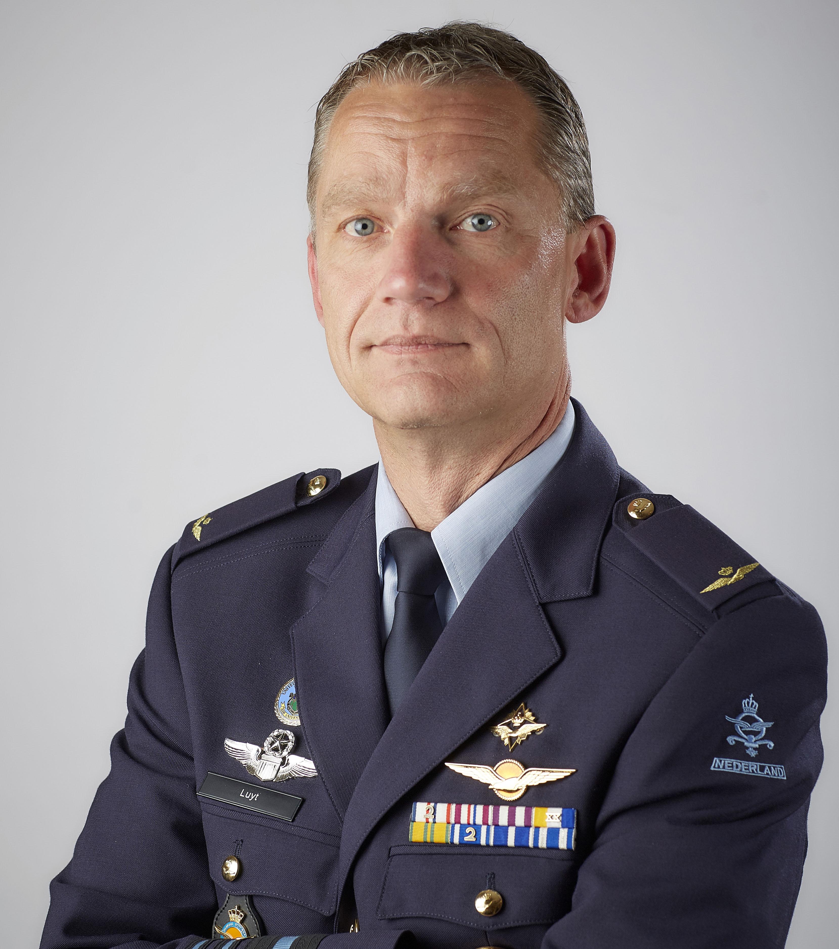 commander of the royal netherlands air force