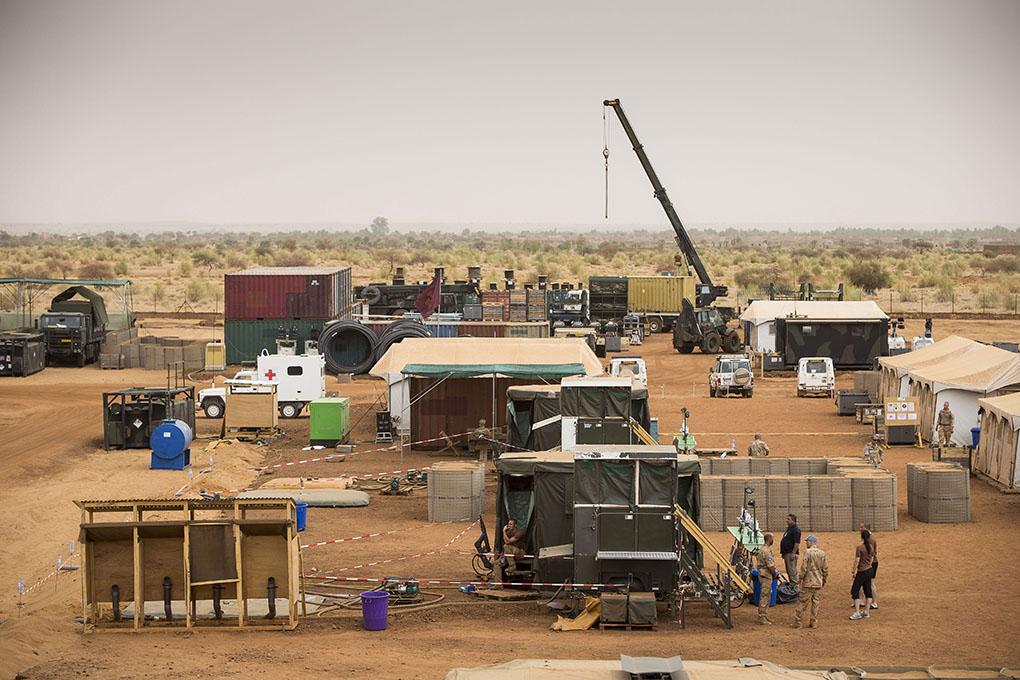 Ontwikkel mee base van de toekomst innovatie bij defensie - Ontwikkel een kleine woonkamer ...