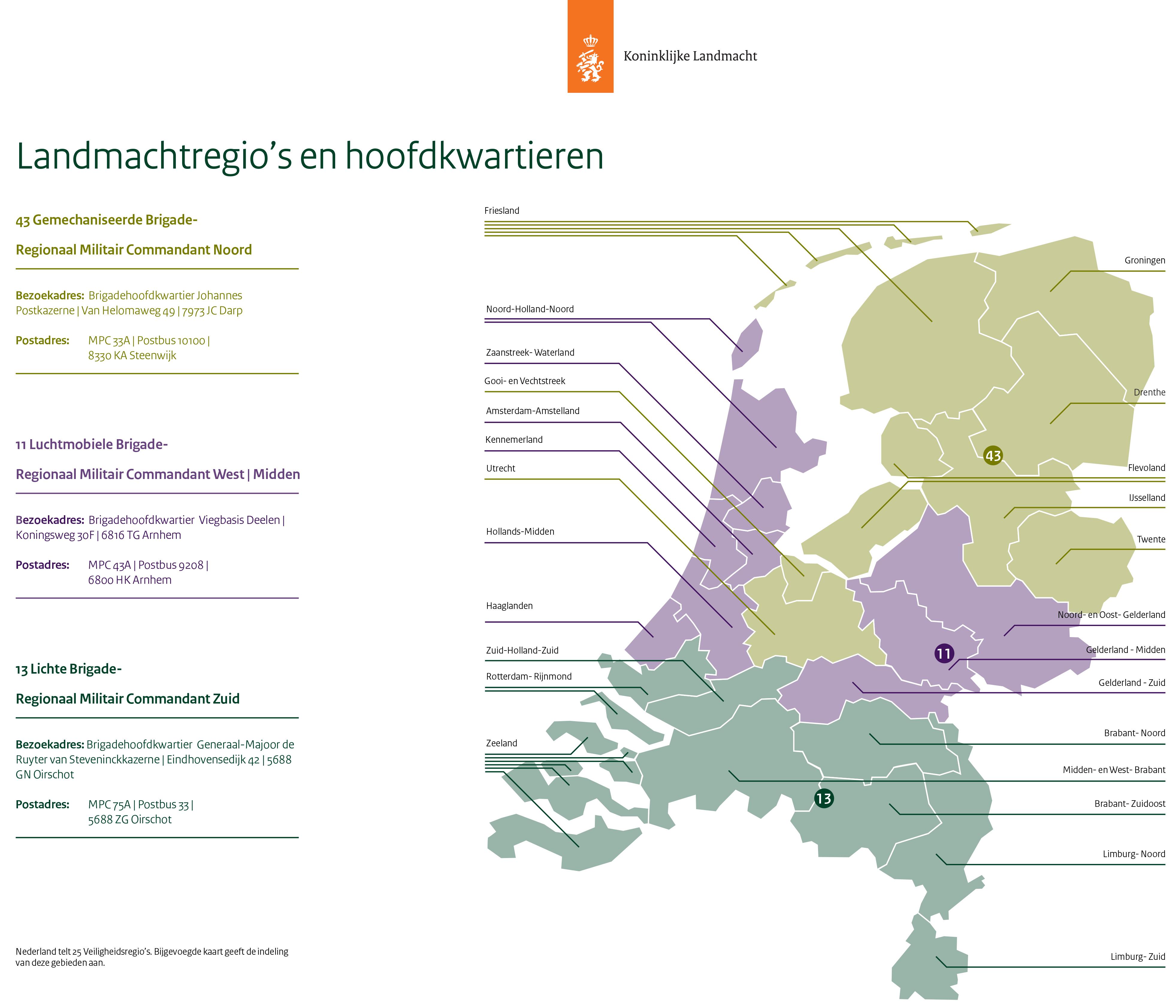 Samenwerken Met Partners Voor Veiligheid Taken In Nederland Defensie Nl