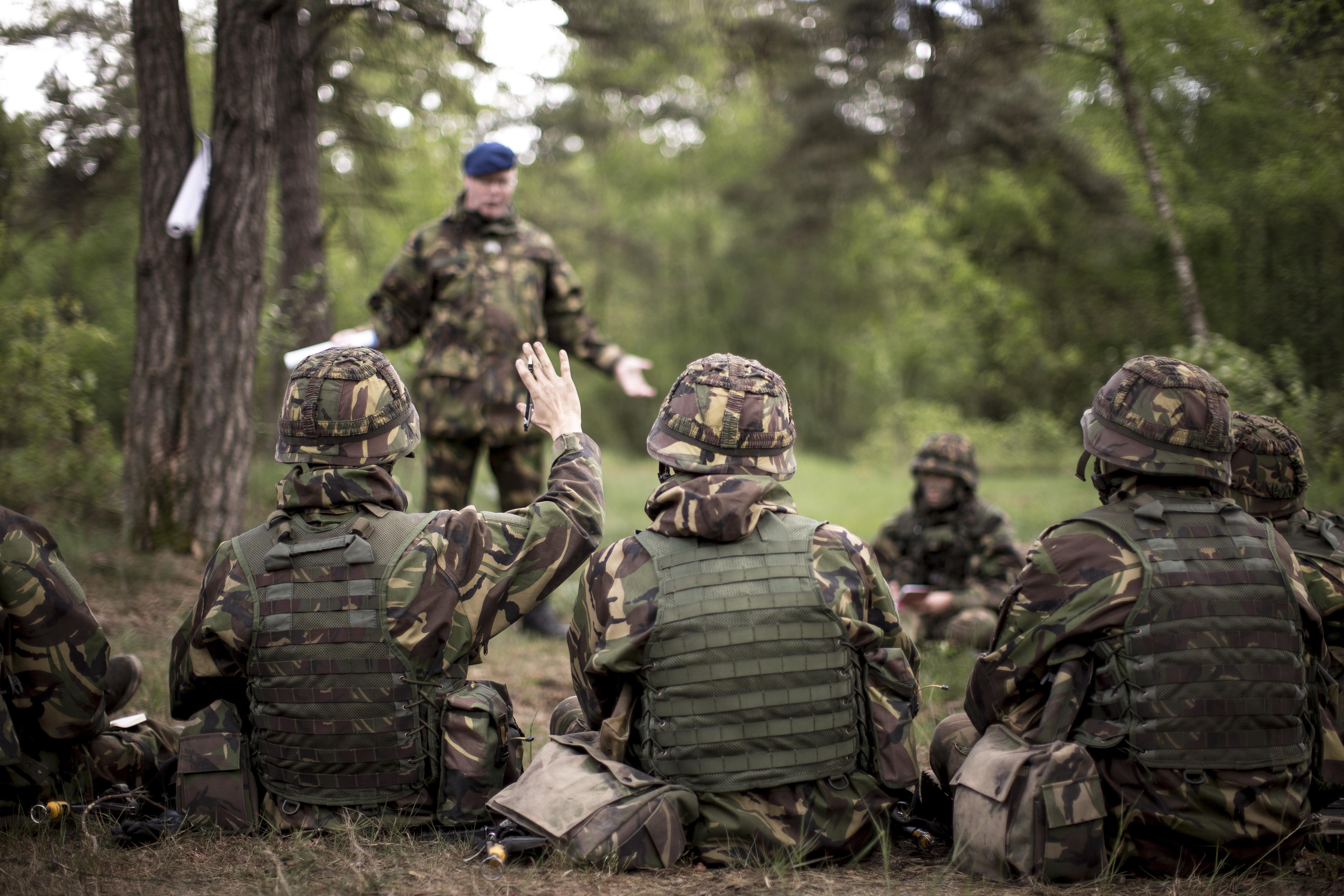 Opleidings Trainings En Kenniscentrum Koninklijke Marechaussee