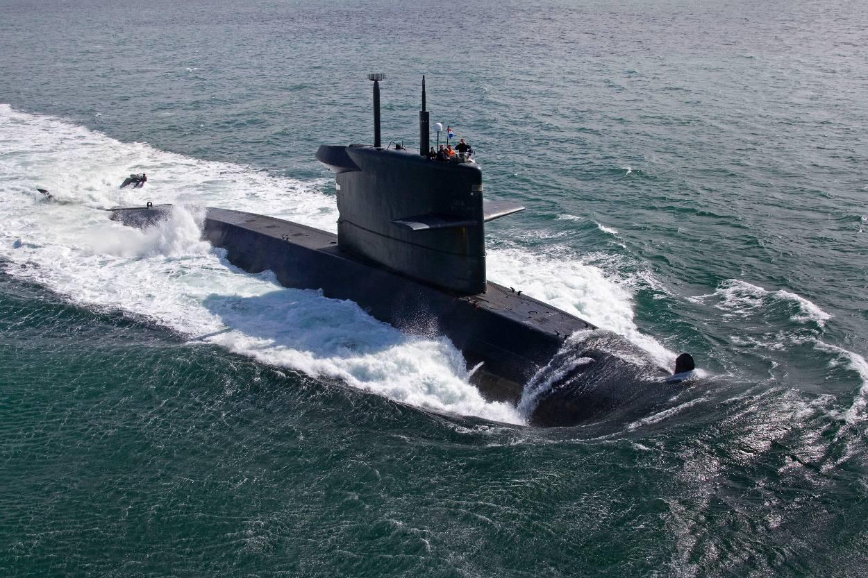 U Boot Walrus Klasse Onderzeeboten   Materi...