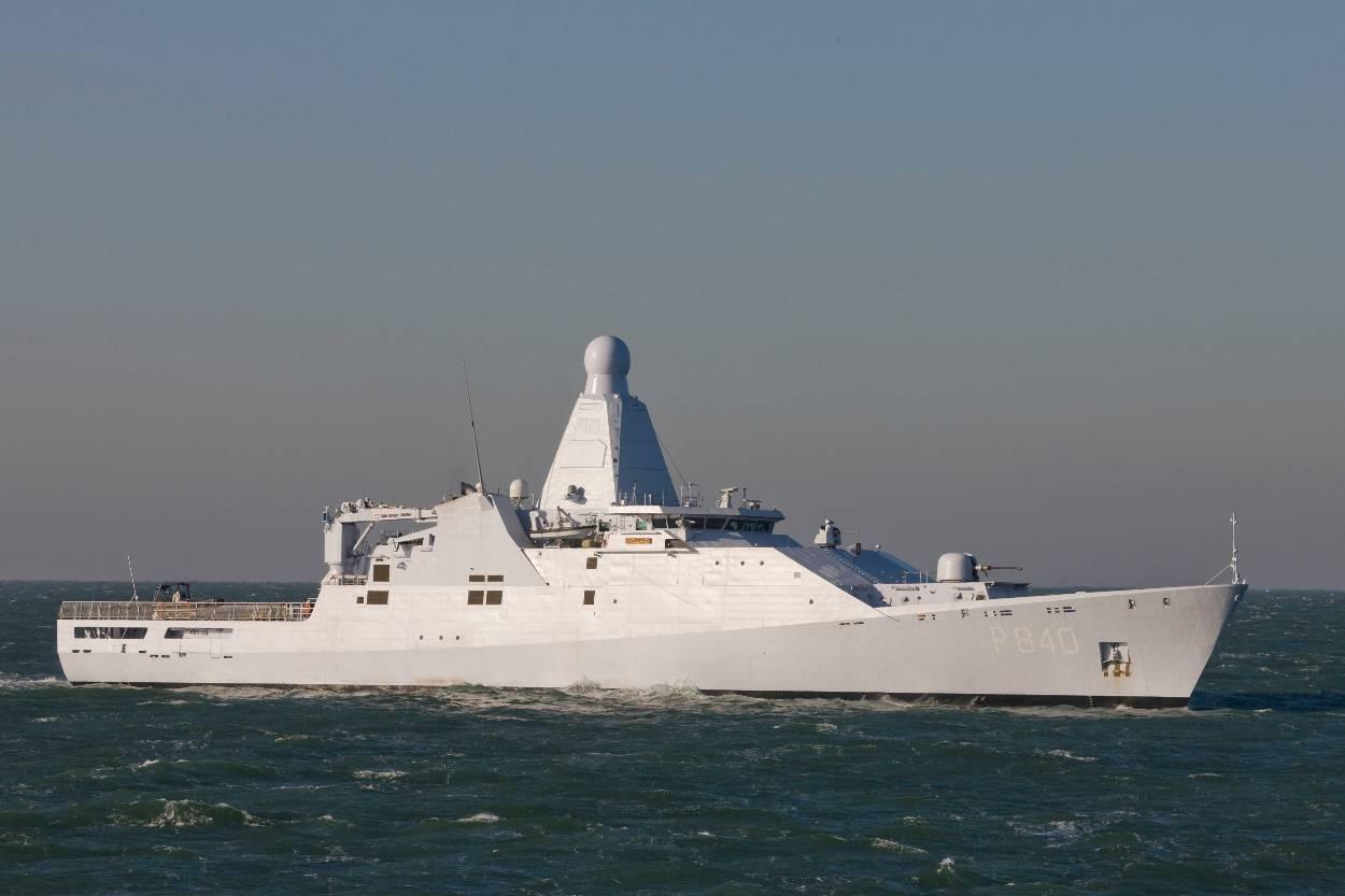 HNLMS Olanda.