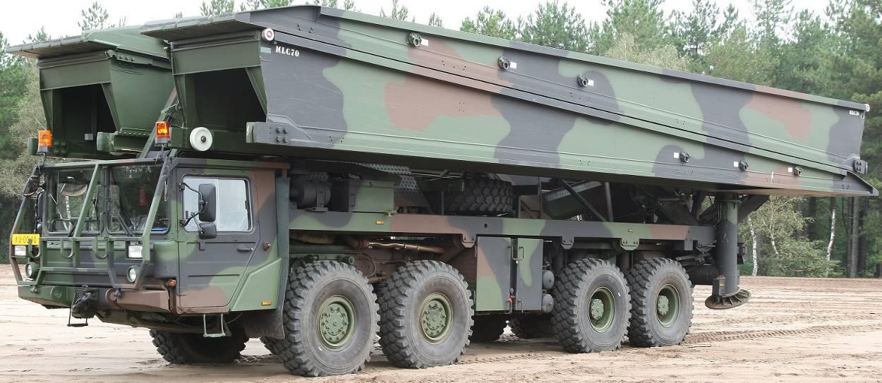 Leopard 1 Brugleggende Tank Materieel Defensie Nl