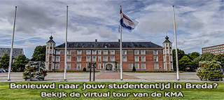 Virtual tour van de KMA