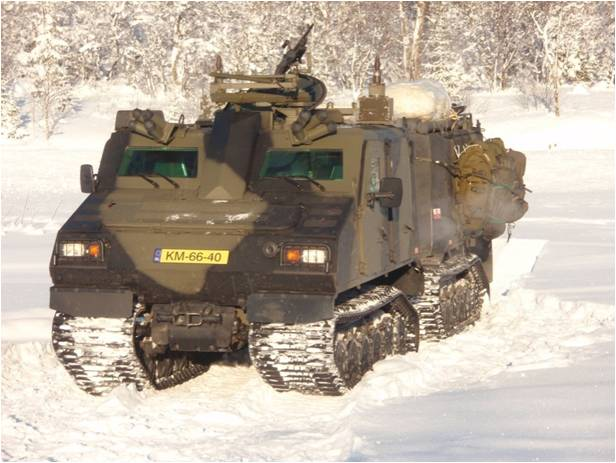 Viking BV S10 Troop Carrying Variant