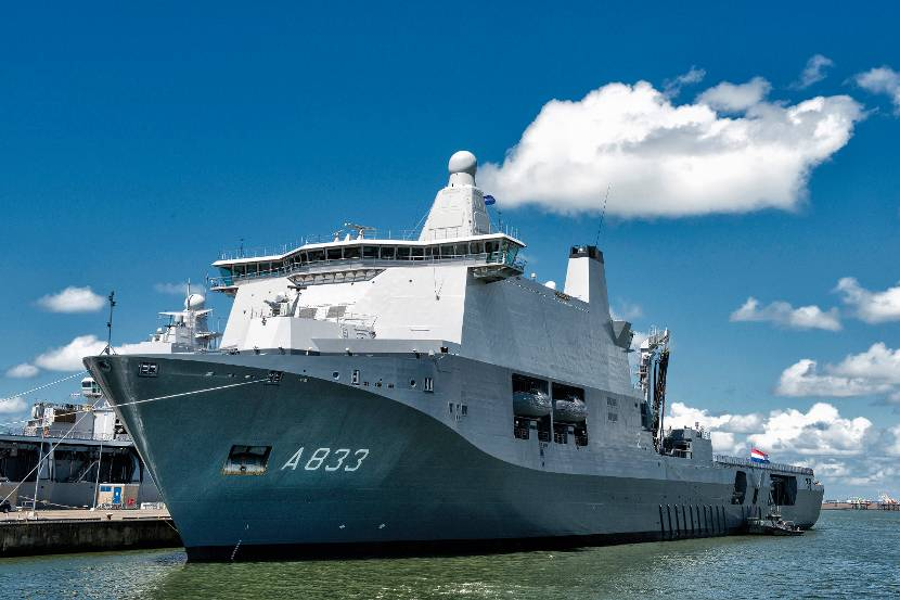 Zr.Ms. Karel Doorman.