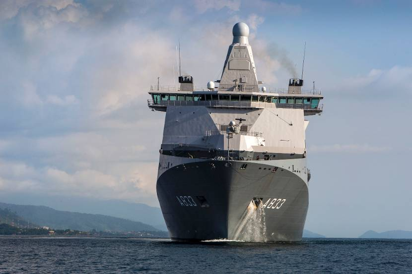JSS Karel Doorman.