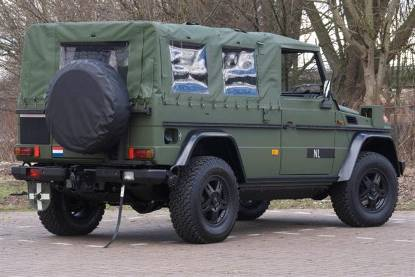 Mercedes-Benz G280 CDI Softtop