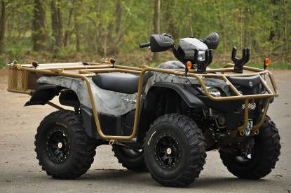 Suzuki King Quad 750 AXI 4x4