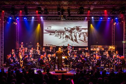KMK 'Johan Willem Friso' speelt in Doesburg 'De Mens centraal'